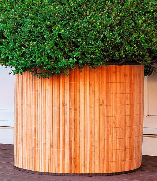 bambusdeko frostschutzmanschette sonderartikel bei. Black Bedroom Furniture Sets. Home Design Ideas