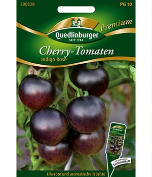 Cherry-Tomaten 'Indigo Rose'