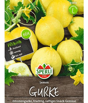 Gurke 'Lemon'