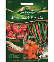 Paprika Mini Snack