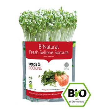 Seeds & Cooking BIO-Sellerie Kresse