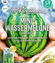 Mini-Wassermelone Mini Love F1
