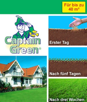 Captain Green® 'Wunder-Rasen'
