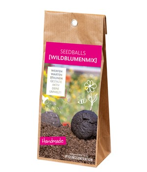Seedballs 'Wildblumen-Mix'