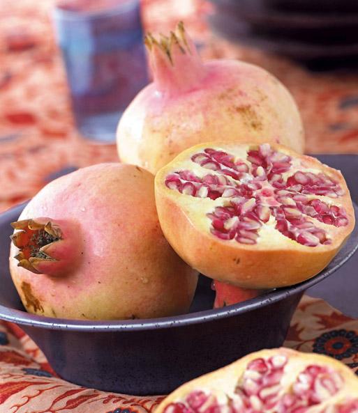 Punica granatum nana Samen Holen Sie sich den Duft des Granatapfels nach hause