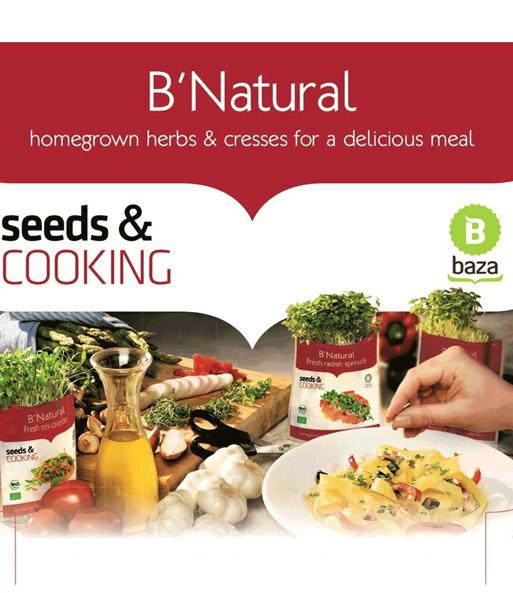 Top Seeds & Cooking BIO-Senfkraut Kress | Sprossen bei BALDUR-Garten GC73